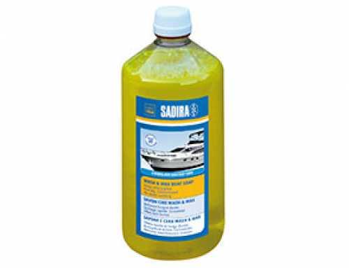 Savon pour le bateau Wash & Wax